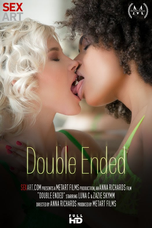 [Sex-Art] Luna C, Zazie Skymm - Double Ended