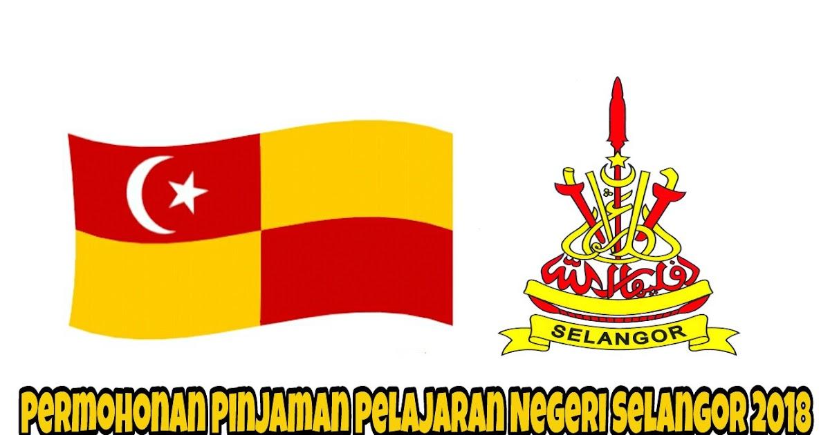 Permohonan Pinjaman Pelajaran Negeri Selangor 2020 Online Biasiswa 2020 2021