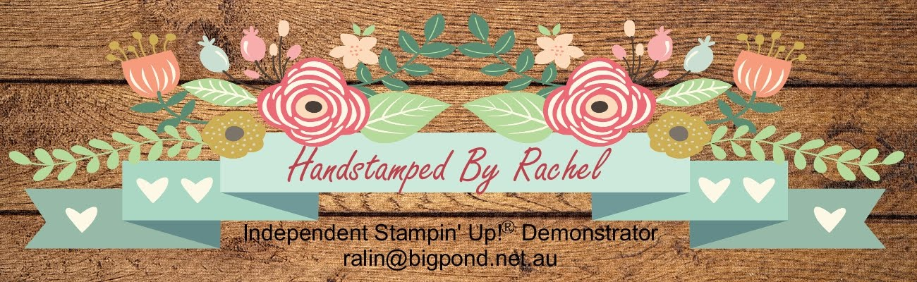 Handstamped by Rachel