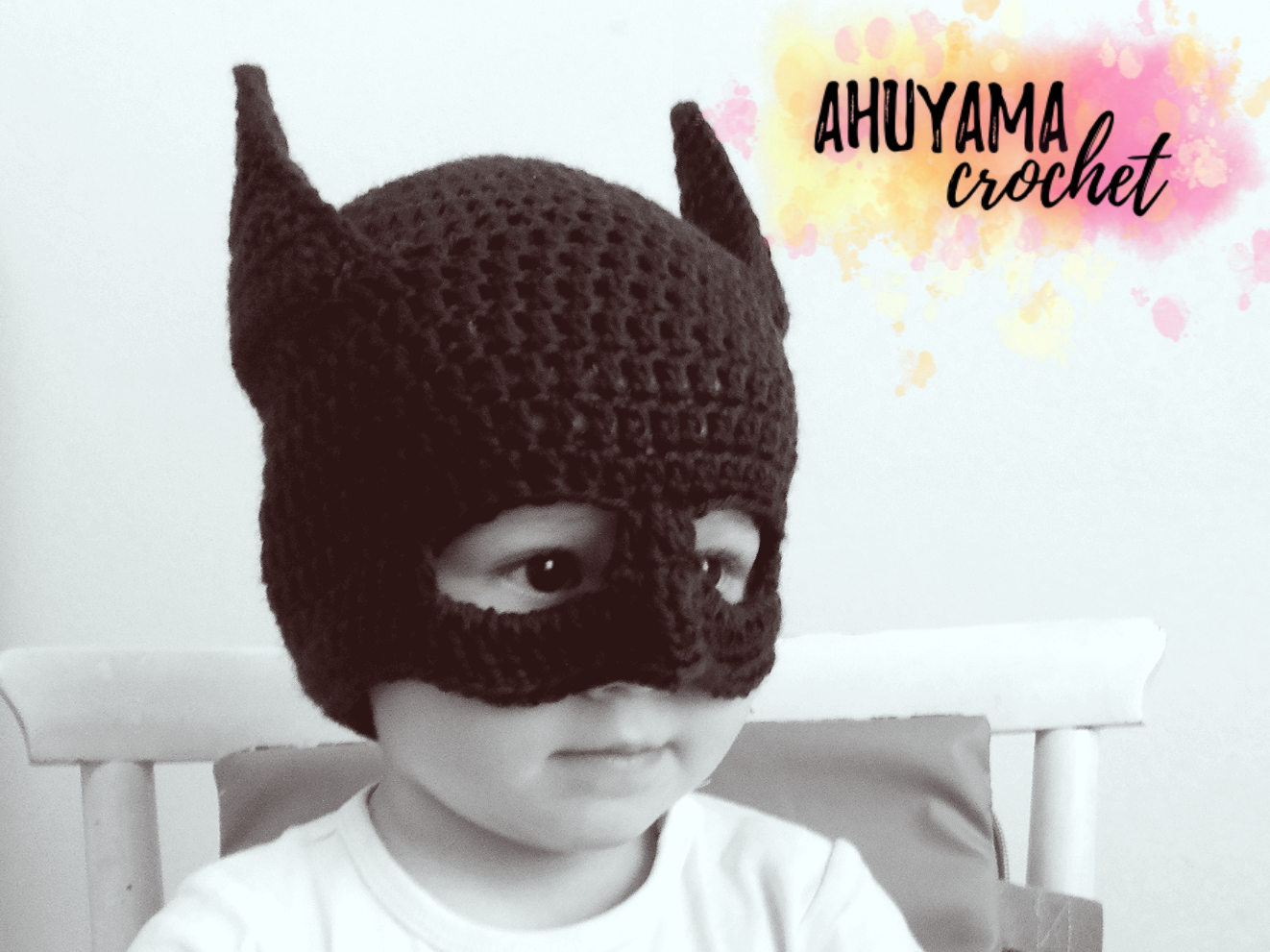 Batman · How To Make A Character Plushie · Yarncraft on Cut Out + Keep | 991x1322