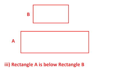 code to test for rectangle overlapping in Java