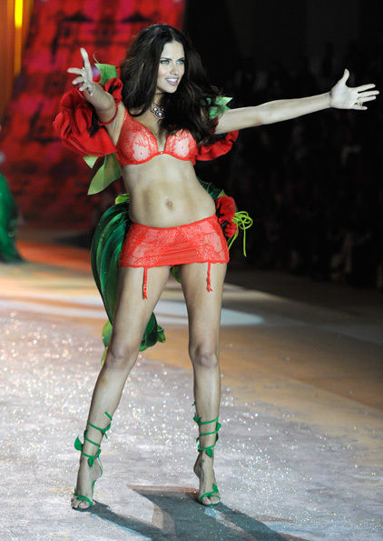 Adriana Lima Fantasia Victoria´s Secret Fashion Show 2012