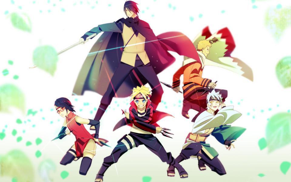 جميع حلقات انمى Boruto: Naruto Next Generations مترجم أونلاين كامل تحميل و مشاهدة حصريا