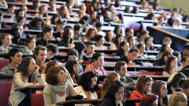 Le Maroc premier fournisseur d'étudiants étrangers en France.