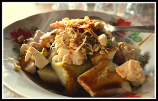Tepo Tahu Makanan Tradisional Dari Ngawi, Jawa Timur