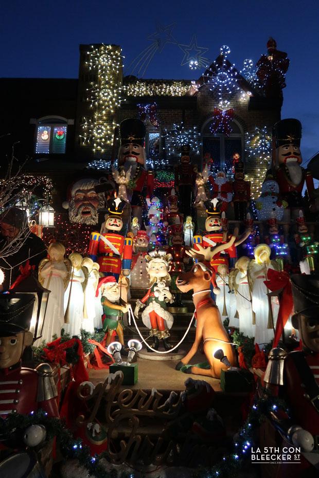 Visitar luces de Navidad de Dyker Heights en Nueva York 7