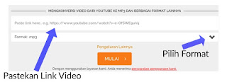 Converter mp3 musik video youtube online
