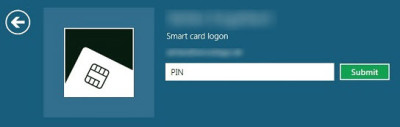 Smart Card Login