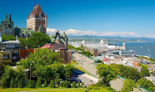 Aluguel de carro em Quebec