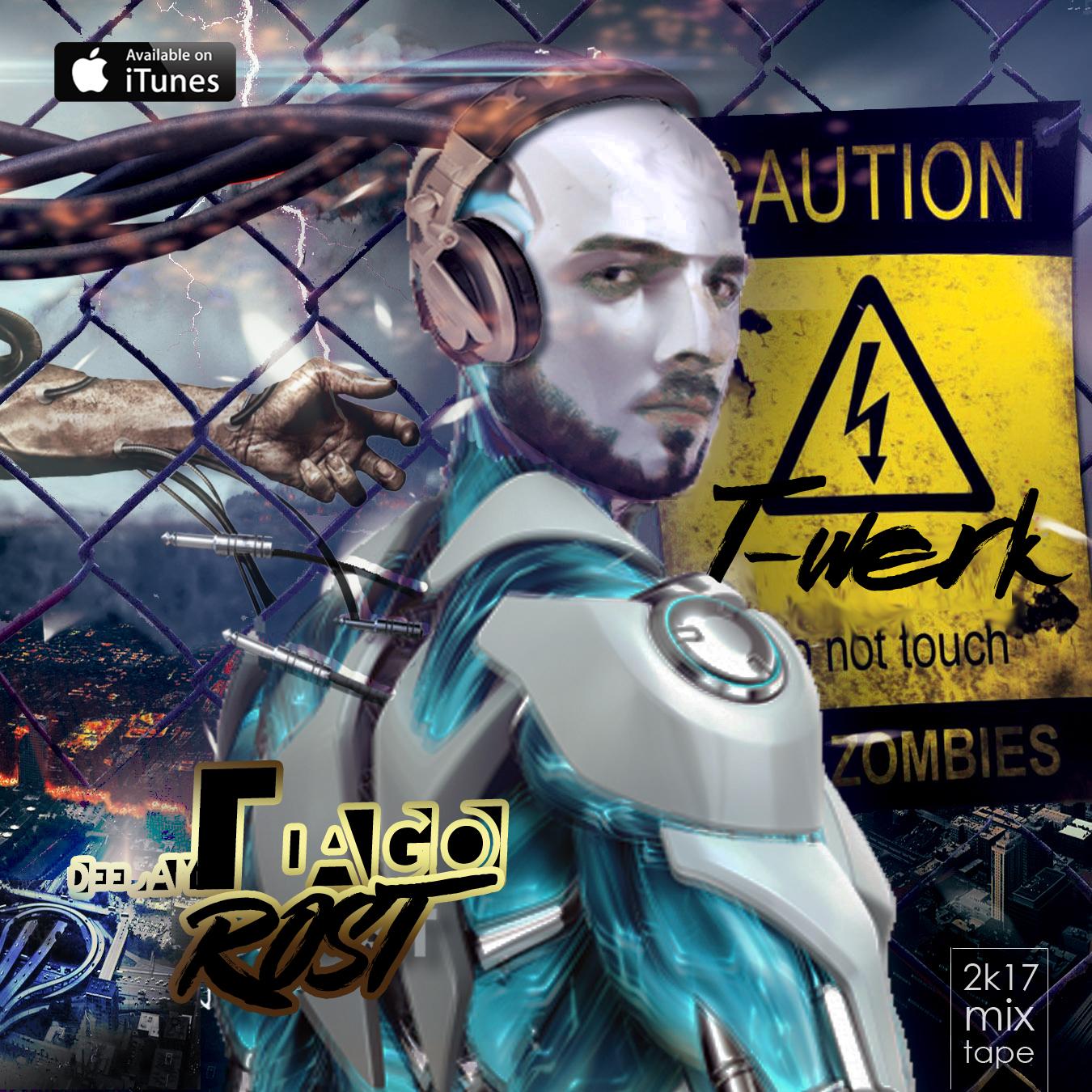 DJ Tiago Rost - TWERK (Special 2k17 Mixtape)