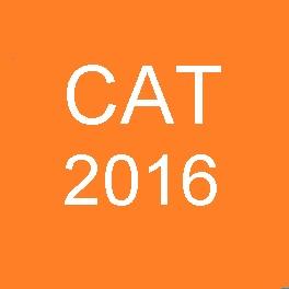 CAT Exam Date 2016