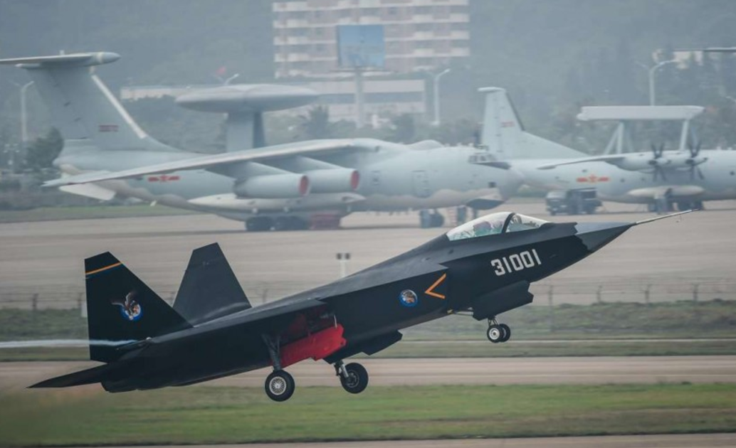 China tests 5th-generation stealth fighter, cheaper competitor to US F-35