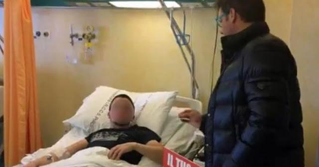 Ιταλός ευρωβουλευτής σε Αλβανό κλέφτη: «Πληρώσαμε για σένα 6.500 ευρώ για νοσηλεία»