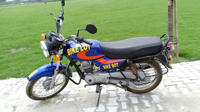 BikeBot Bike