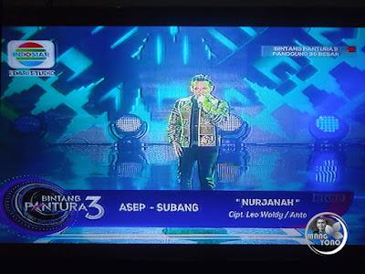 "Asep AS Subang lagu ""Nurjanah"""