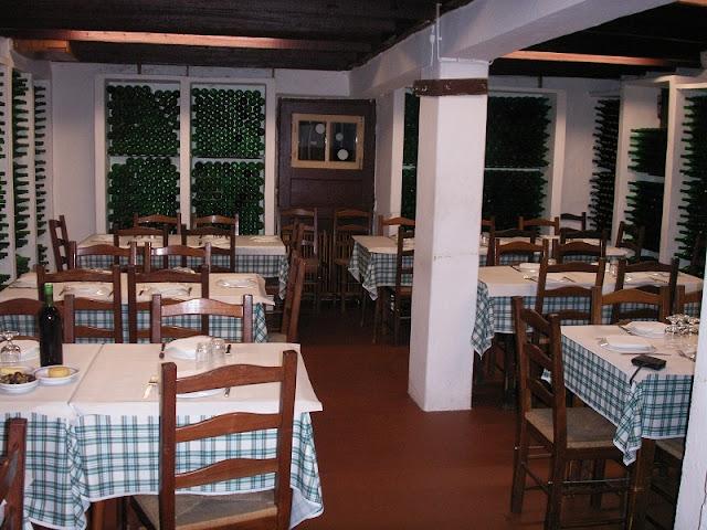 Restaurante Adega Saraiva em Sintra