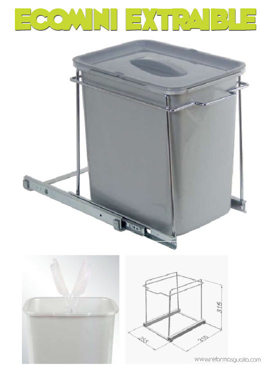 Reformas guaita google - Cubos de basura extraibles ...