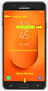 hard reset Samsung J7 Prime 2