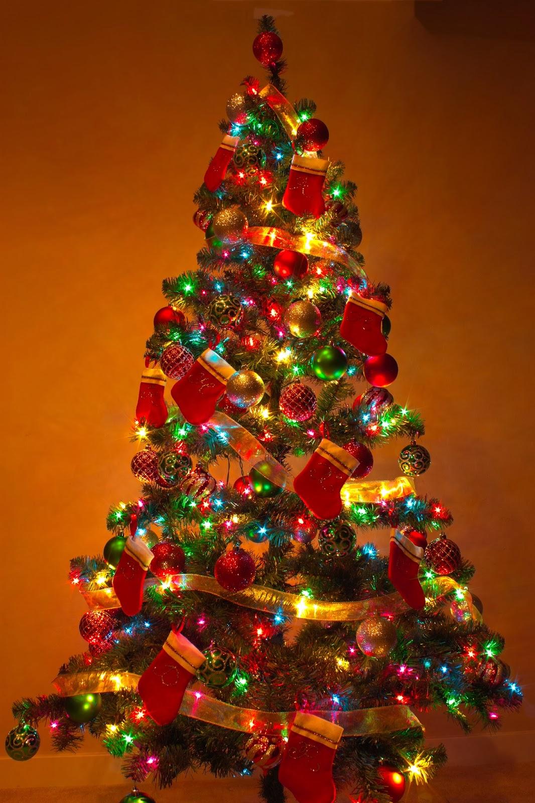CHRISTMAS TREES CHRISTMAS TREE DECORATIONS - happy ...