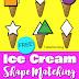 Ice Cream Shape Matching