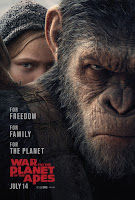 War for the Planet of the Apes Movie Poster 2