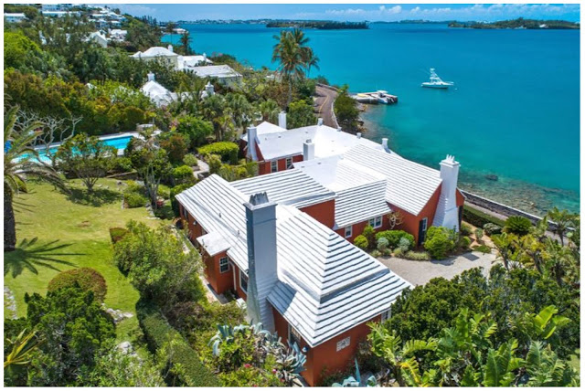 Cave House, Harbour Road, Bermuda on Island Atelier