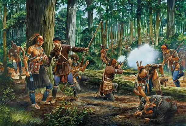The Battle of Fallen Timbers was the culminating event that demonstrated the tenacity of the American people in their quest for western expansion and the struggle for dominance in the Old Northwest Territory. The events resulted in the dispossession of American Indian tribes and a loss of colonial.