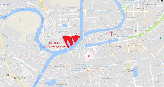 Dự án Hoàng Huy Sông Cấm