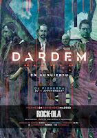 Concierto de Dardem en Rock-Ola