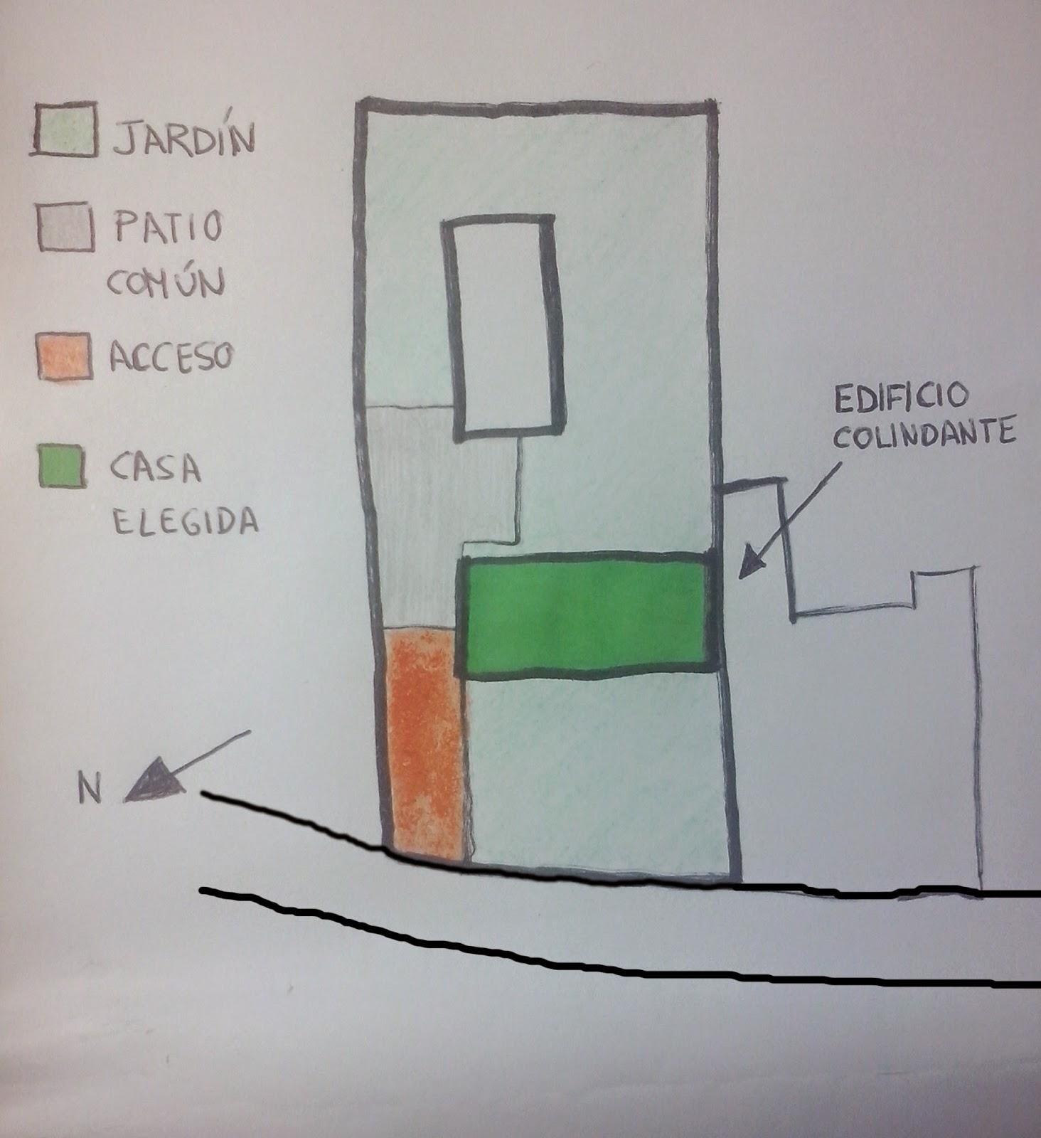 a93a17ec3a16 Le Corbusier  Casas Jaoul  El terreno (II)