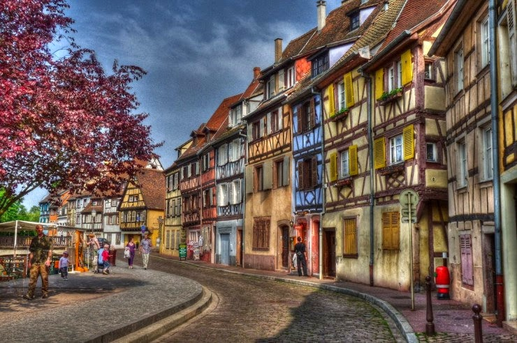 26. Colmar, Alsace, France - 29 Most Romantic Alleys to Hike