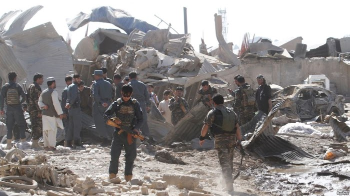Ana Zargin Dakarun Afghanistan da Kashe Fararen Hula 9