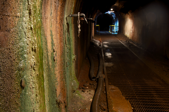 Seeks Ghosts: Sloss Furnaces: A Living Hell