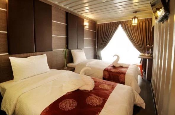Hotel Kontena Muar Johor yang Versatile