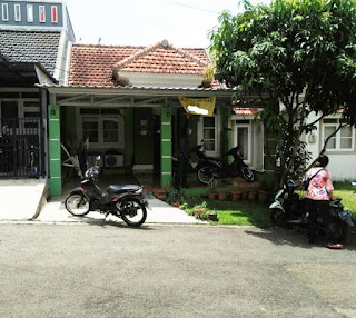 Rp.490 Jt Dijual rumah murah di taman tampak siring sentul city  L.tanah : 90 m2
