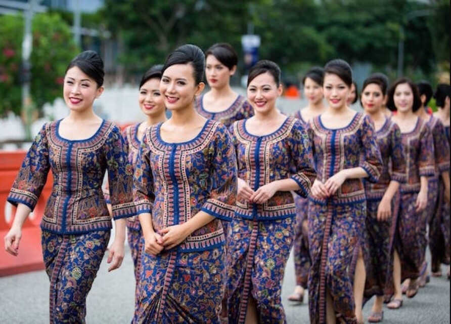 Fly Gosh Singapore Airlines Cabin Crew Interview Process