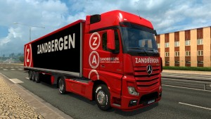 Combo Pack Zandbergen Transport