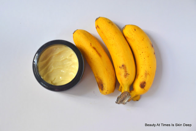 The Body Shop Truly Nourishing Banana Hair Mask