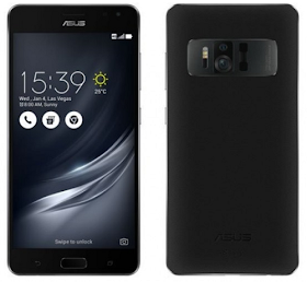 Zenfone AR, The first Smartphone With 8GB Ram