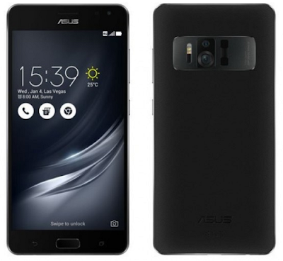 Asus Unveils Zenfone AR, The first Smartphone With 8GB Ram
