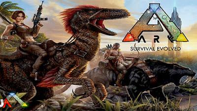 ARK Survival Evolved Deluxe Edition v2.0.05 Apk Mod