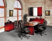 Corsica Boardroom Table