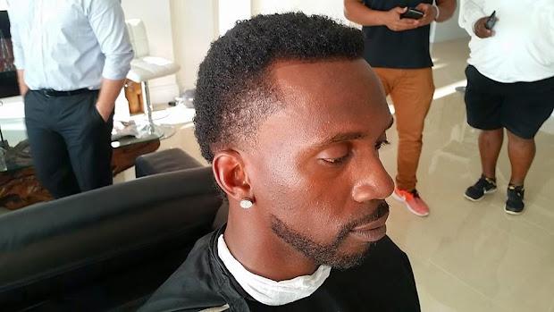 grandstander haircut basketball