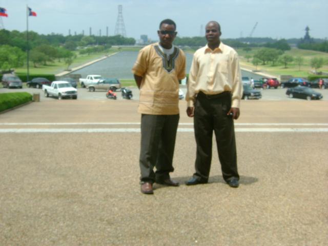 Pastor Thomas P  Fumbuka: 2011-04-24