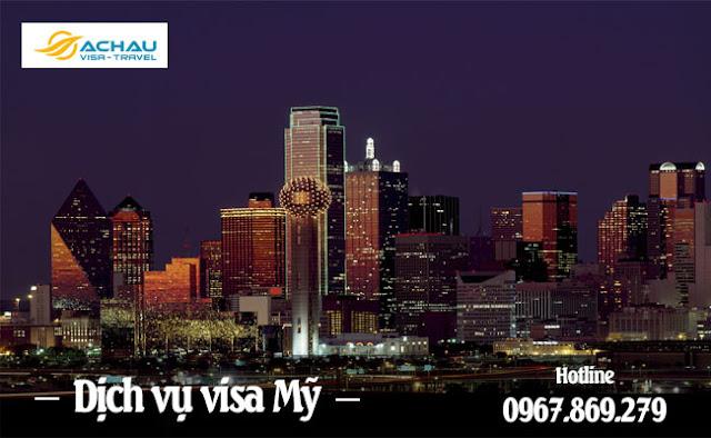 Dịch vụ visa Mỹ giá rẻ ở Đắk Nông