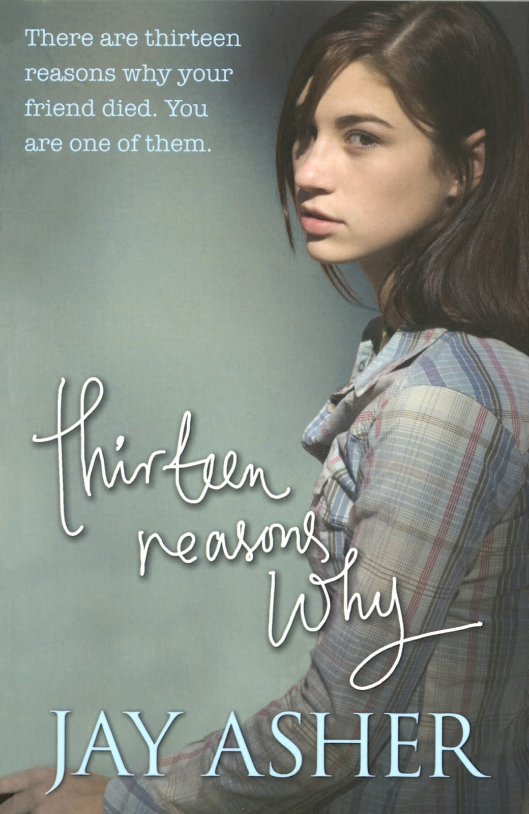Many Covers Monday: 13 Reasons Why by Jay Asher - .Under ...