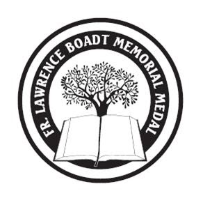 Hartford Catholic Biblical School: Boadt Medal to Be Awarded