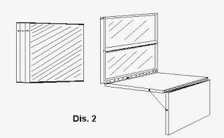 Lavori creativi fai da te an online help come costruire un tavolo in legno a mezzaluna - Costruire un mobiletto ...