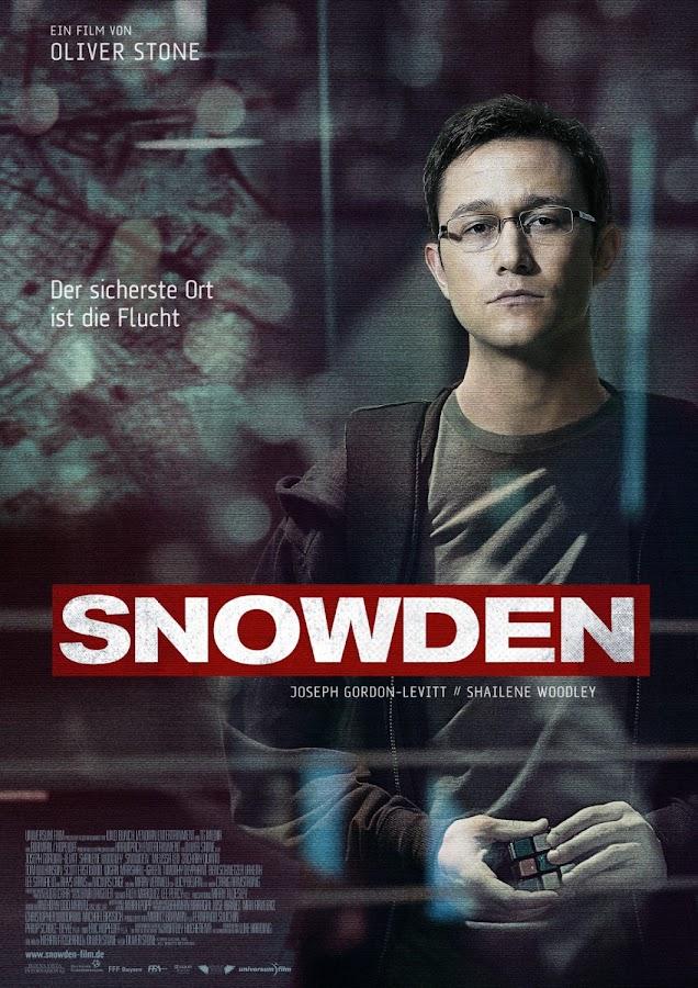 ตัวอย่างหนังใหม่ : Snowden (อัจฉริยะจารกรรมเขย่ามหาอำนาจ) ซับไทย poster2