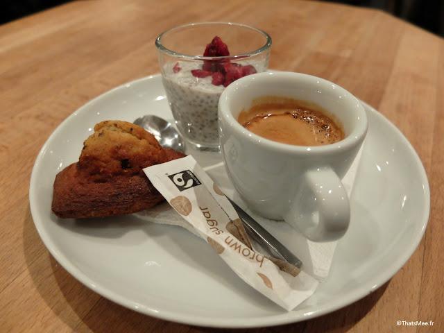cafe pinson cuisine sans gluten vegetarien sans lactose paris 3eme café gourmand